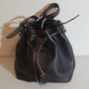 Dooney & Bourke large drawstring purse